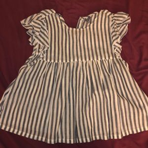 Arie Striped Top
